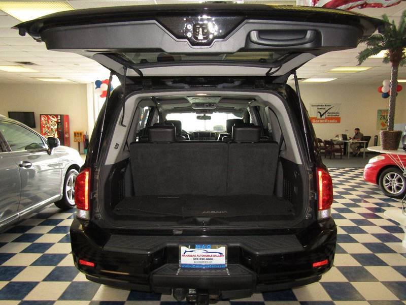 2011 Nissan Armada for sale at Manassas Automobile Gallery in Manassas VA