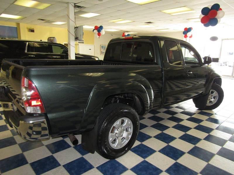 2009 Toyota Tacoma for sale at Manassas Automobile Gallery in Manassas VA