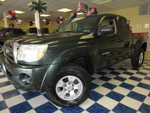 2009 Toyota Tacoma for sale at Manassas Automobile Gallery in Manassas VA