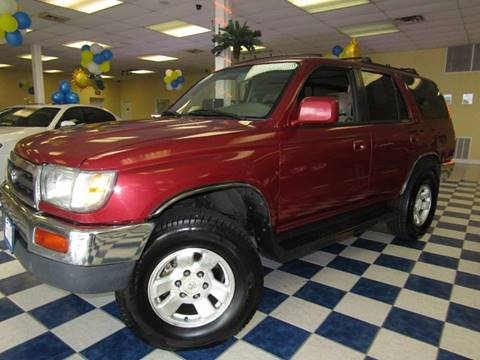 1997 Toyota 4Runner for sale at Manassas Automobile Gallery in Manassas VA