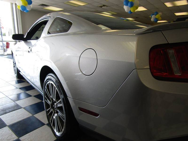 2010 Ford Mustang for sale at Manassas Automobile Gallery in Manassas VA