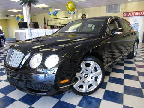 2007 Bentley Continental Flying Spur for sale at Manassas Automobile Gallery in Manassas VA