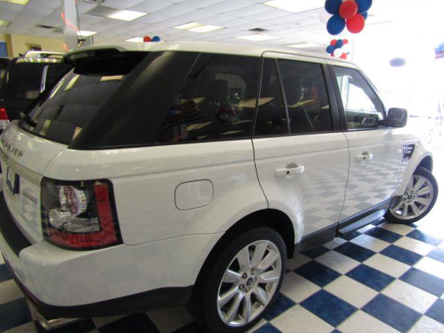 2013 Land Rover Range Rover Sport for sale at Manassas Automobile Gallery in Manassas VA