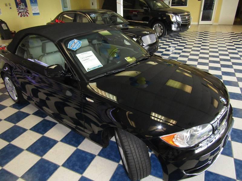 2011 BMW 1 Series for sale at Manassas Automobile Gallery in Manassas VA