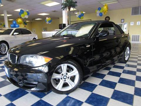 2011 BMW 1 Series for sale at Manassas Automobile Gallery in Manassas VA