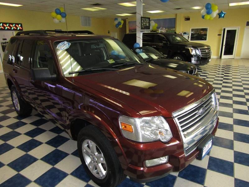2010 Ford Explorer for sale at Manassas Automobile Gallery in Manassas VA