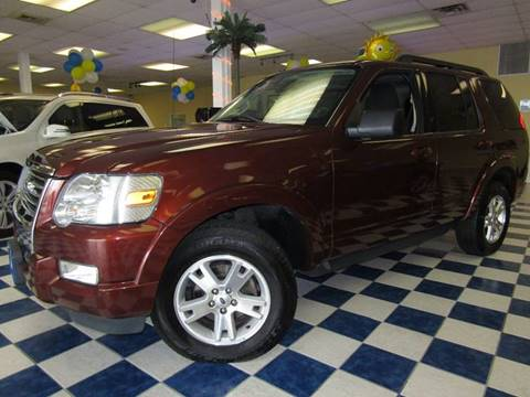 2010 Ford Explorer for sale at Manassas Automobile Gallery in Manassas VA