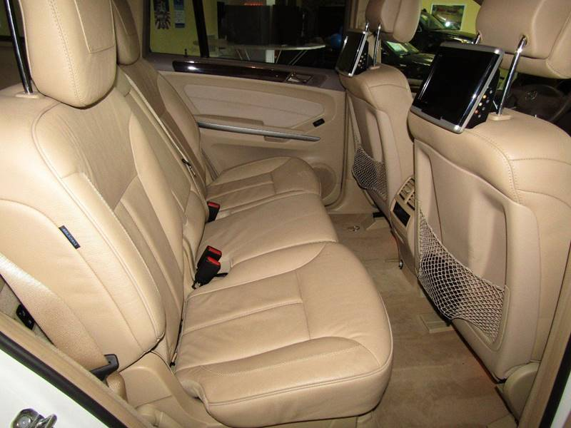 2011 Mercedes-Benz GL-Class for sale at Manassas Automobile Gallery in Manassas VA