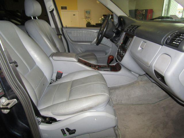 2003 Mercedes-Benz M-Class for sale at Manassas Automobile Gallery in Manassas VA