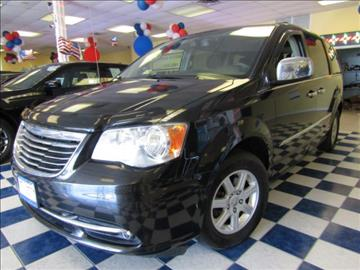 2012 Chrysler Town and Country for sale at Manassas Automobile Gallery in Manassas VA
