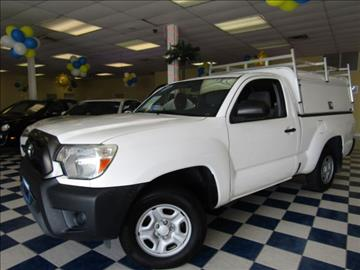 2013 Toyota Tacoma for sale at Manassas Automobile Gallery in Manassas VA