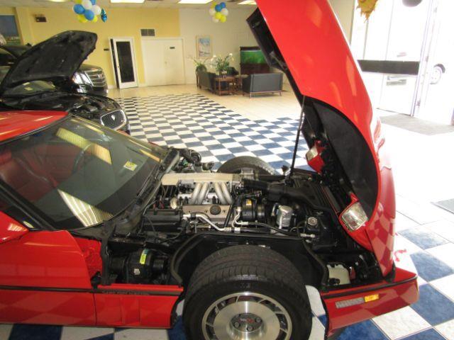 1987 Chevrolet Corvette for sale at Manassas Automobile Gallery in Manassas VA