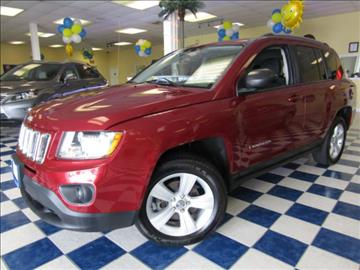 2012 Jeep Compass for sale at Manassas Automobile Gallery in Manassas VA