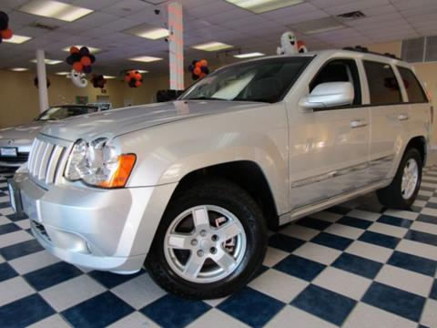 2008 Jeep Grand Cherokee for sale at Manassas Automobile Gallery in Manassas VA