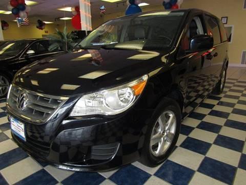 2010 Volkswagen Routan for sale at Manassas Automobile Gallery in Manassas VA