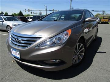 2014 Hyundai Sonata for sale at Manassas Automobile Gallery in Manassas VA