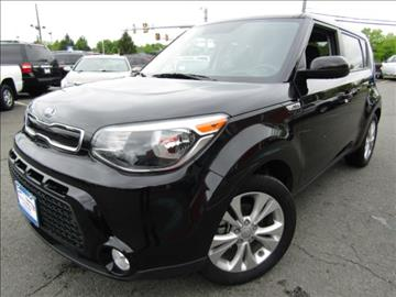 2016 Kia Soul for sale at Manassas Automobile Gallery in Manassas VA