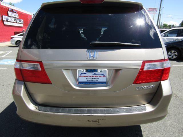 2005 Honda Odyssey for sale at Manassas Automobile Gallery in Manassas VA