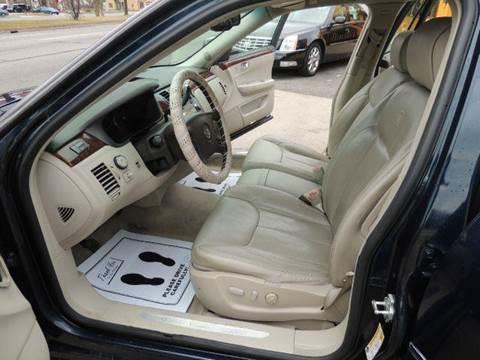 2007 Cadillac DTS 4dr Sedan - Detroit MI