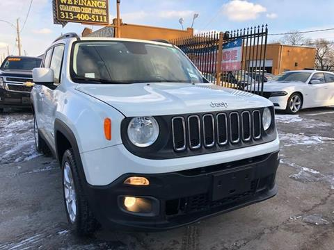 2016 Jeep Renegade for sale in Detroit, MI