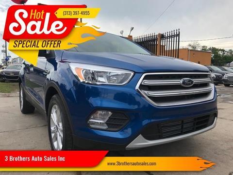 2017 Ford Escape for sale in Detroit, MI