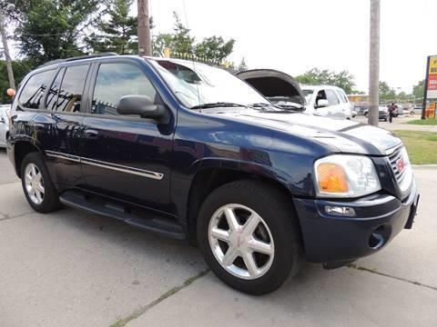 2008 GMC Envoy 4x4 SLT 4dr SUV - Detroit MI
