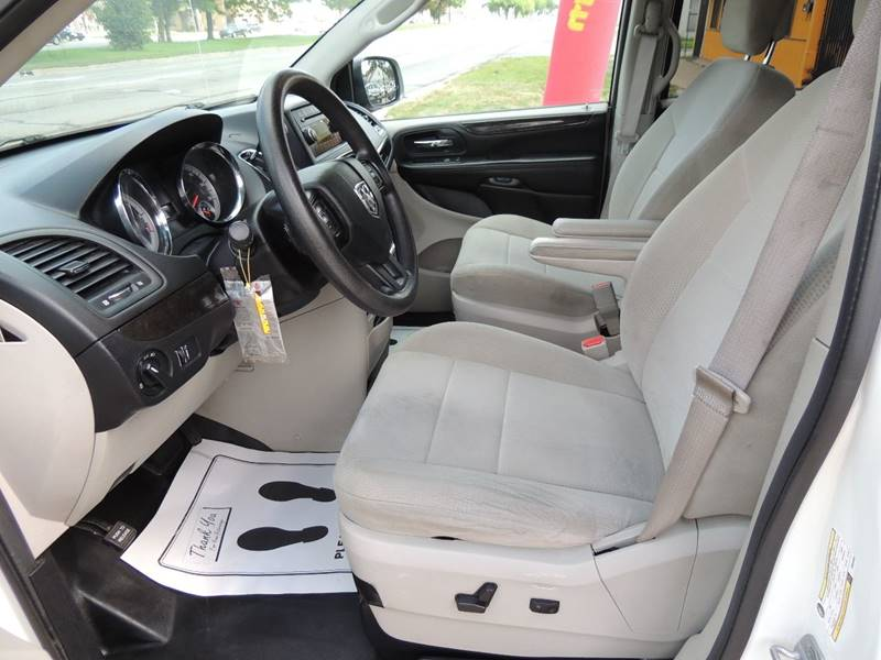 2013 RAM C/V Tradesman 4dr Cargo Mini-Van - Detroit MI