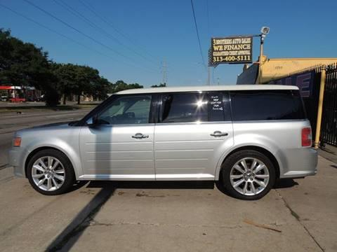 2011 Ford Flex AWD Limited 4dr Crossover w/EcoBoost - Detroit MI