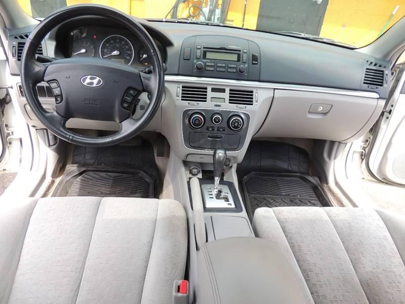 2007 Hyundai Sonata  - Detroit MI