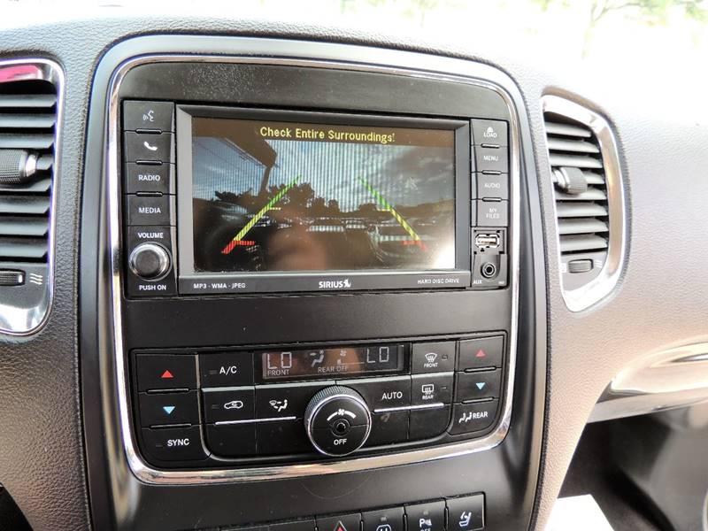 2011 Dodge Durango AWD Crew 4dr SUV - Detroit MI