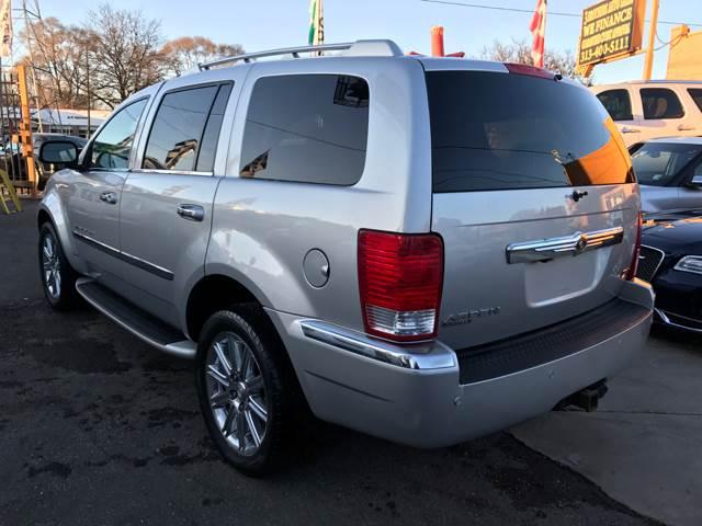 2008 Chrysler Aspen 4x4 Limited 4dr SUV - Detroit MI