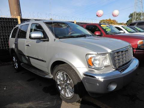 chrysler aspen for sale michigan. Cars Review. Best American Auto & Cars Review