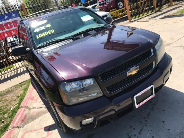 2008 Chevrolet TrailBlazer 4x2 LT2 4dr SUV - Detroit MI