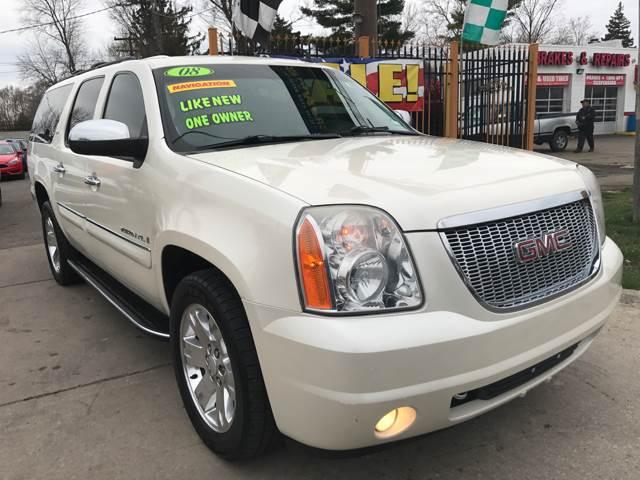 2008 GMC Yukon XL 4x2 SLT 1500 4dr SUV w/ 4SA - Detroit MI