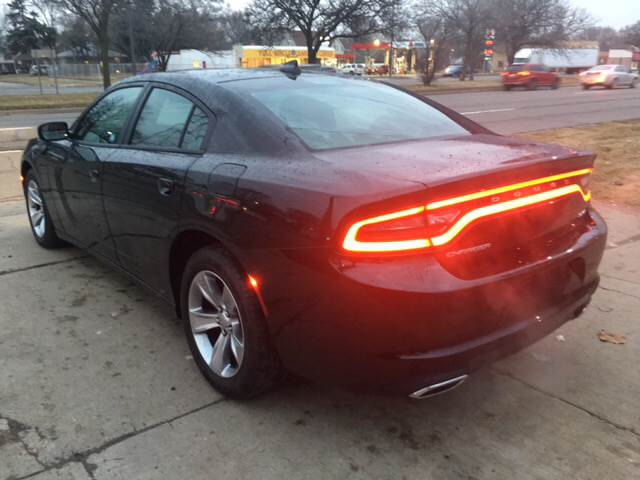 2016 Dodge Charger SXT 4dr Sedan - Detroit MI