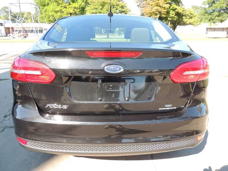 2015 Ford Focus SE 4dr Sedan - Detroit MI