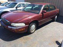 1998 Buick Park Avenue for sale at Tumbleson Automotive in Kewanee IL