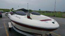 2001 Sea-Doo BOMBADIER for sale at Tumbleson Automotive in Kewanee IL