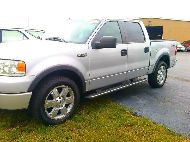 2007 Ford F-150 for sale at Tumbleson Automotive in Kewanee IL