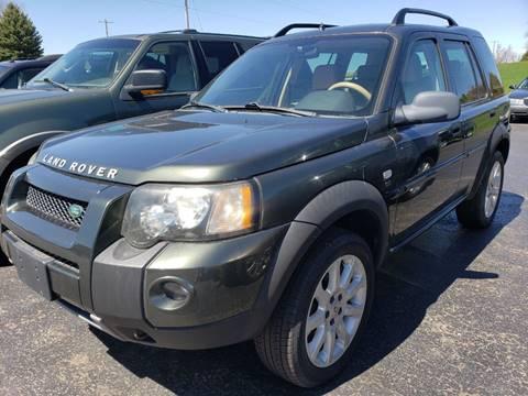 2005 Land Rover Freelander for sale in Kewanee, IL