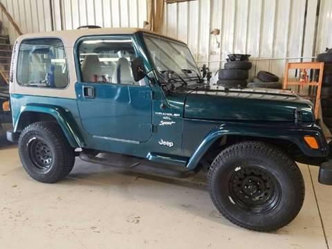 1997 Jeep Wrangler for sale in Kewanee, IL