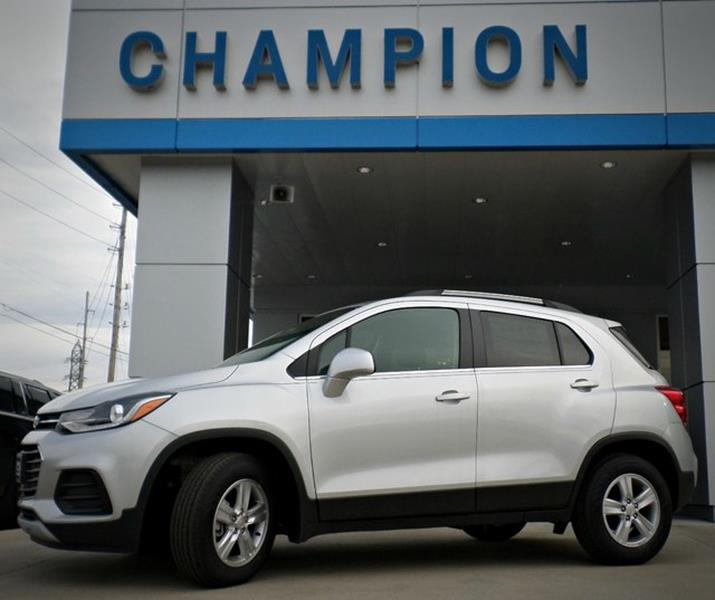 2019 Chevrolet Trax LT 4dr Crossover In Athens AL