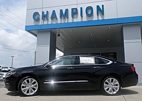 2019 Chevrolet Impala for sale in Athens, AL