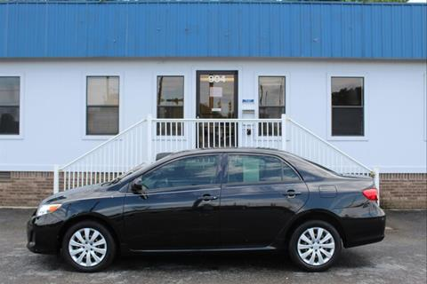2012 Toyota Corolla for sale in Athens, AL