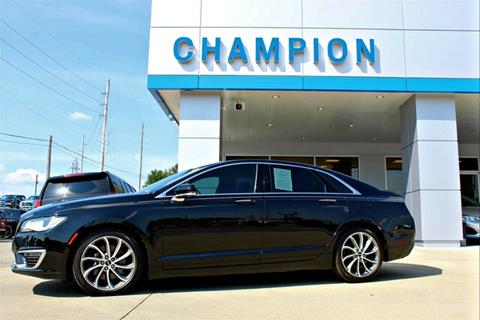 2017 Lincoln MKZ for sale in Athens, AL