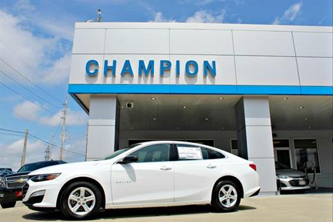 Champion Chevrolet Athens Al >> Chevrolet Malibu For Sale In Athens Al Champion Chevrolet