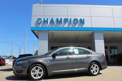 2015 Ford Taurus for sale in Athens, AL