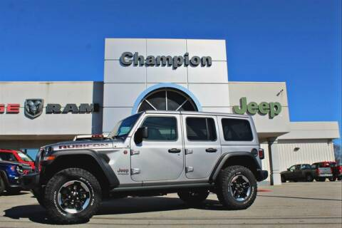 2020 Jeep Wrangler Unlimited for sale in Athens, AL