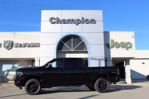 2020 RAM Ram Pickup 2500 for sale at Champion Chevrolet in Athens AL