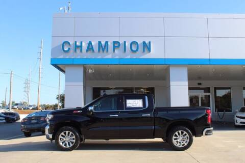 2021 Chevrolet Silverado 1500 for sale at Champion Chevrolet in Athens AL
